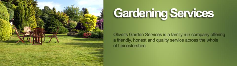 Garden Services Leicestershire Gardener In Leicester